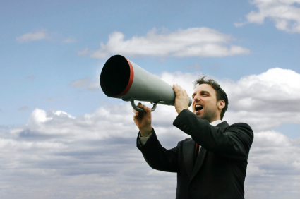 Man-yelling-through-megaphone